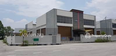 Dijual - Corner Factory in Klebang Indah for sale