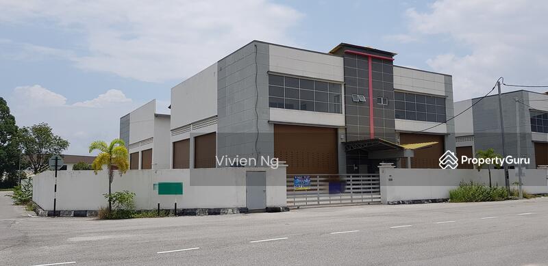 Corner Factory in Klebang Indah for sale #126592384