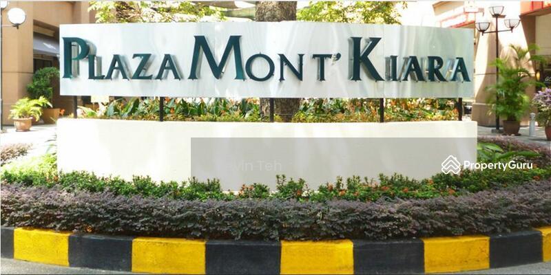 plaza mont kiara #126760946