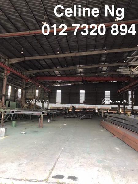 Bandar Penawar, Kota Tinggi, Factory for Rent #127178712