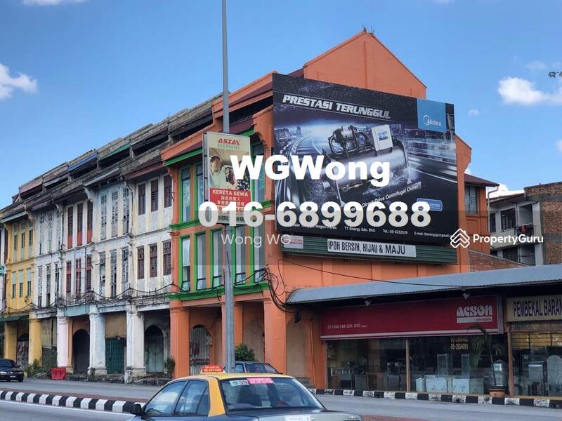 3 sty Shop @ Ipoh city centre #127640842