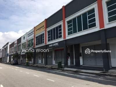 For Rent - Office Pusat Niaga Taman Kota SyahBandar , Kota Laksamana Melaka
