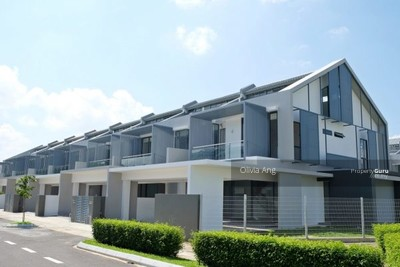 For Sale - [Own A House Just 1K] New Project Double Storey 22x85 Sungai Besi Free All Legal & Stemping Fees