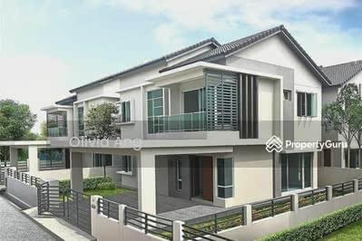 For Sale - Fully Extend Double Storey 22x80 Sungai Besi, Kajang, Serdang With Cashback 19K G&G 0%D/P