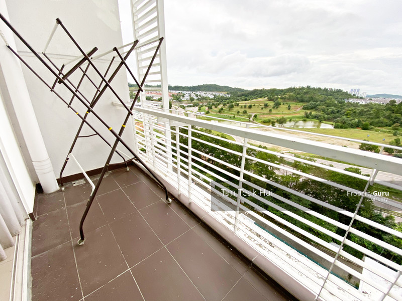 Good size balcony