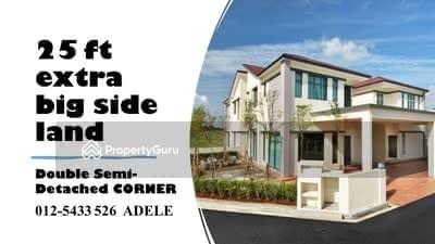 For Sale - Double Storey Semi D near Batu Kawan IKEA / Design Village