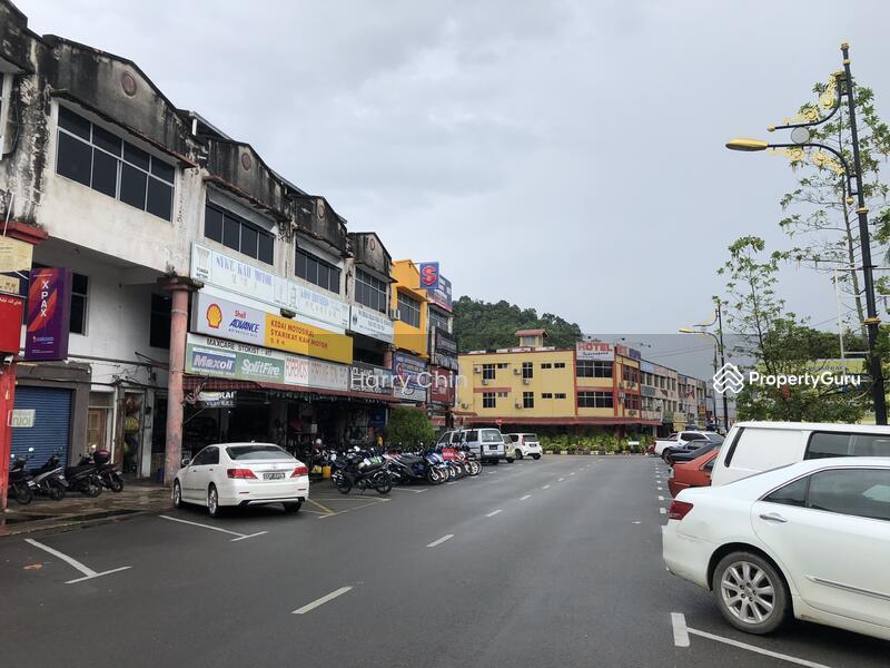 3 storey [Facing Main Road] Jerantut Pahang #129486066