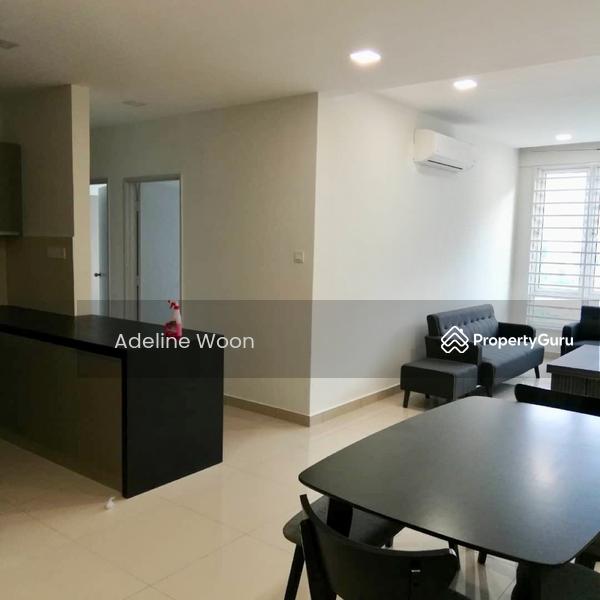 FREEHOLD 2R2B Kenanga Residence Fully Furnished Near Gajah Berang and Ong Kim Wee #130460238