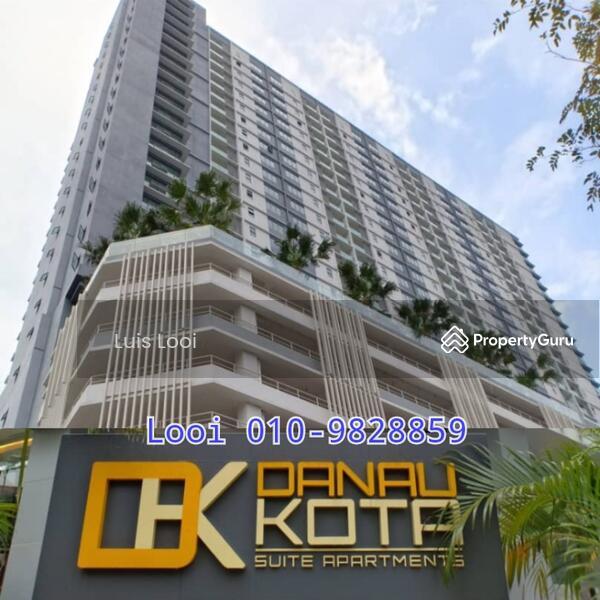 Danau Kota Suite Apartments #130655888