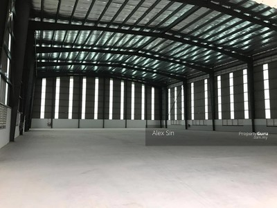 For Rent - Brand New Puchong Detached Factory Warehouse [LA44K] [BU23K]