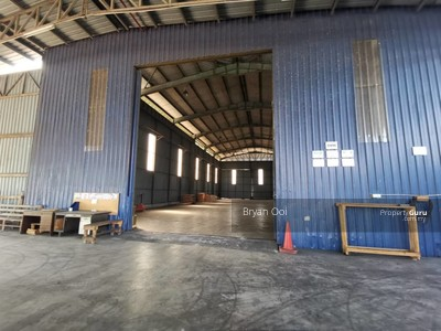 For Sale - Kulim Warehouse for sale