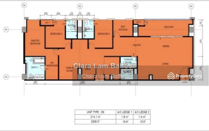Arcoris Residences Arcoris Mont Kiara Arcoris Mont Kiara Off Jalan Kiara Mont Kiara Kuala Lumpur 3 Bedrooms 2305 Sqft Apartments Condos Service Residences For Sale By Clara Lam Balfour Rm 2 400 000 29444777