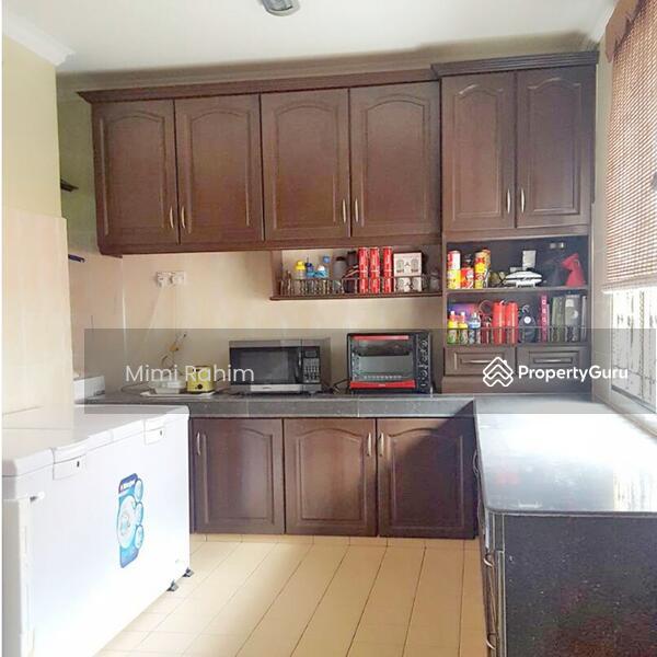 Rumah Cantik 2 Storey Terrace Intermediate Damai Jasa Alam Damai Cheras Extended Kitchen Cabinet