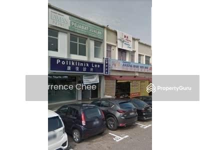 For Sale - Double storey shop lot, facing main road, @ taman setia indah