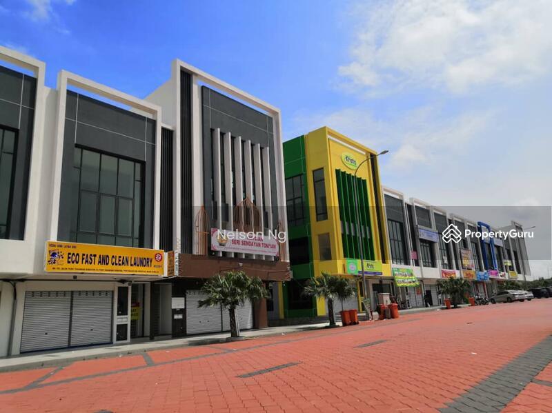 Sendayan Merchant Square End Lot Shop Office #134591528