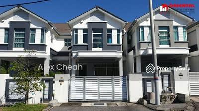 For Sale - Ipoh Meru Desa Park Spacious Link House 5R5B G&G