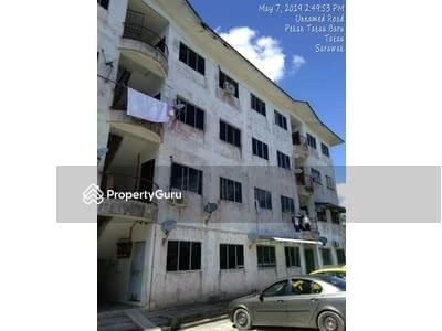 For Sale - [Reduced RM9k] Flat, Low Costin Pine Tatau, Tatau, Bintulu, Sarawak