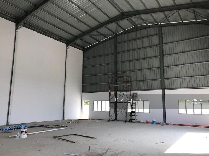 New Factory @IGB Industrial Area #135034618
