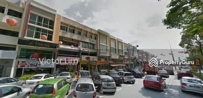 Dijual - Uptown Damansara 4sty shop at ss21 Damansara Utama