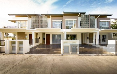 For Sale - [Loan Rejected Last 3units ]2sty landed Gated Bandar Saujana Putra  Putra Heights Dengkil  KLIA