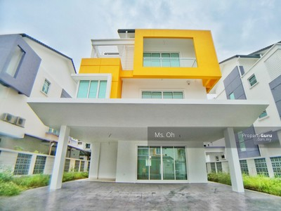 For Sale - 3 Storey [NEW] Bungalow, Taman Meranti Jaya