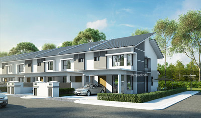 For Sale - NEW LAUNCH FREEHOLD DOUBLE STOREY WITH CLUBHOUSE NEAR CHERAS
