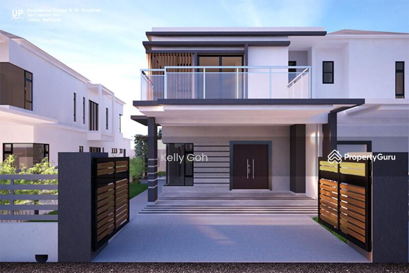 Sban2 Semi D 50x100 House, 0% D/Payment, Cash back 100k+,High End, G&G To KL 35min. Green Envionment #135579196