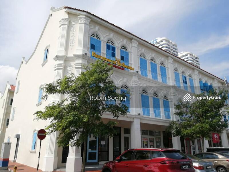 Three Storey Commercial Shop House @Porto Historia #135611894