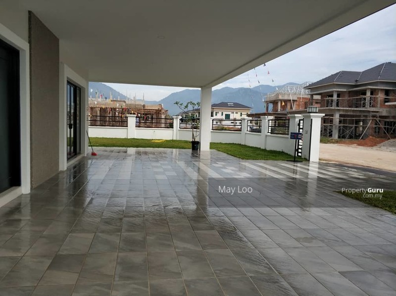 Freehold Gated Guarded Bungalow At One Meru Near Golf Course #135705398