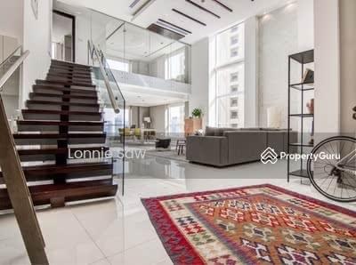 For Sale - [RENO & FURNISHED] Cheras Duplex Platinum Condo Near KL | MRT & MALL | Walk to MRT