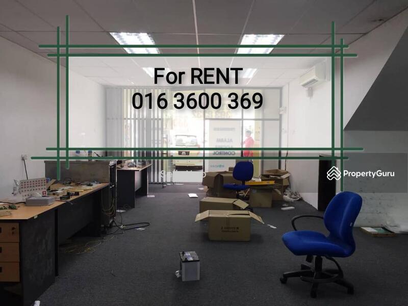 Bandar Puteri Puchong, Ground Floor Shoplot for RENT RM2800 Call REX 016  3600 369