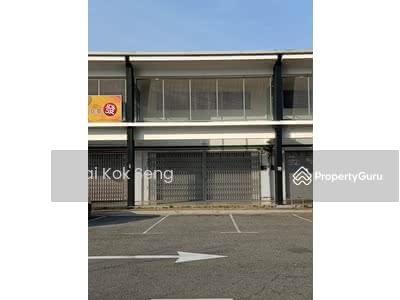 For Sale - 1 Storey Shop/Office @ Taman Nusa Bayu, Iskandar Puteri, Johor
