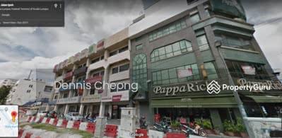 For Sale - Jalan Ipoh Batu 4. 5 miles 5 Storey Corner Shop