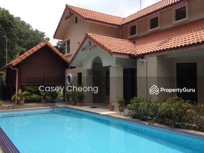 For Rent - Mutiara Damansara Bungalow with Pool
