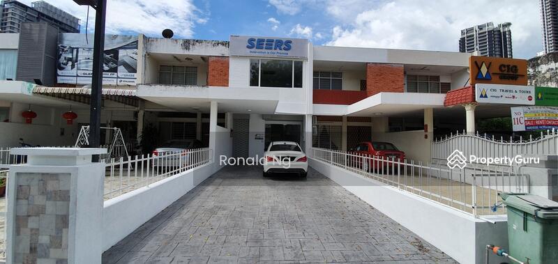 Double Storey Commercial Shop House Pulau Tikus #155253028
