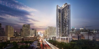 For Sale - [NEXT TO MRT] EXCLUSIVE KL FULLY FURNiSHED SKY GARDEN CONDO