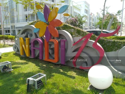 For Sale - New shop office Nadi Presint15 Putrajaya