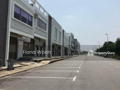 For Rent - 1st Floor Office For Rent Plaza Bemban Bestari , Jasin Melaka