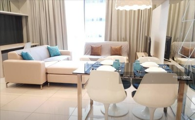 For Sale - [ 0% Downpayment + Cash Back RM25K ] 4Bedrooms 3Bathrooms Freehold New Condominium Kepong
