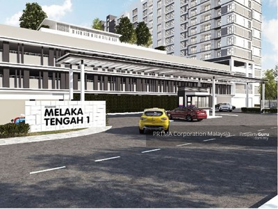 For Sale - Residensi Melaka Tengah 1