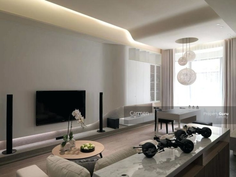 NEW EXCLUSIVE FULLY FURNISHED KL SKY SEMI-D CONDO [ZERO DOWNPAYMENT] #139110038