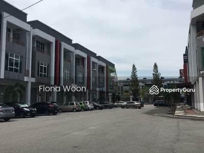 For Sale - Ground Floor Shop Lot Taman Kota SyahBandar , Kota Laksamana Melaka