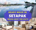 Danau Kota Suite Apartments