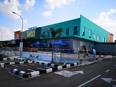 For Sale - NEW HYPERMARKET BUILDING FOR SALE BELOW VALUE TENANTED PASIR GUDANG JOHOR 45000 sq ft FREEHOLD