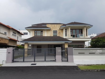 For Sale - Update to Super Bangalow With Pool, At Selangor Polo Country Club 10, Kota Damansara, Petaling Jaya