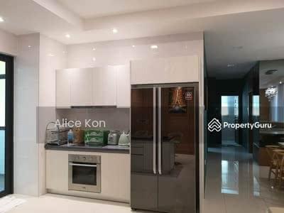 Disewa - Fully Furnished Unit Rivervale Condominium for Rent at Jalan Stutong - Kuching