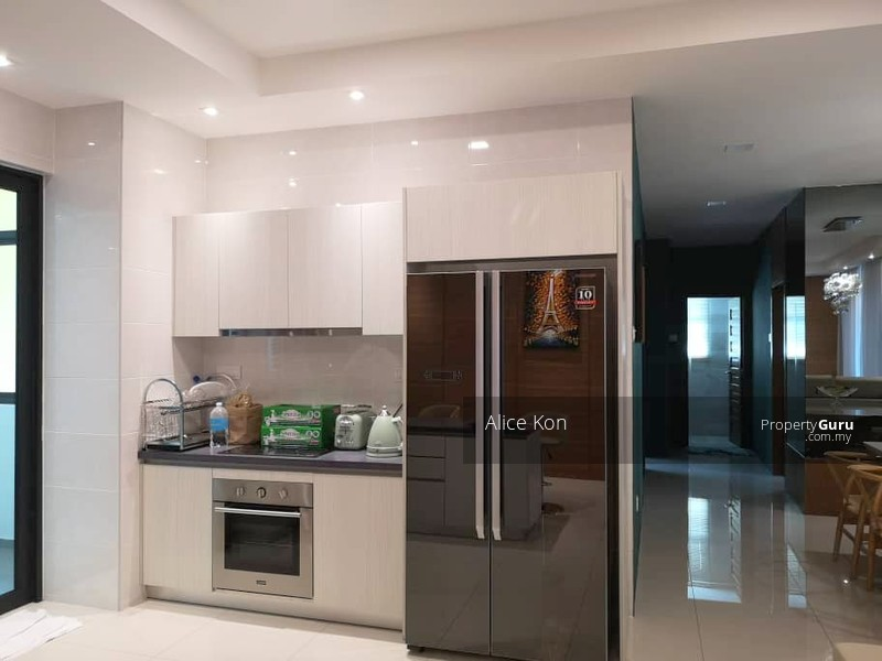 Fully Furnished Unit Rivervale Condominium for Rent at Jalan Stutong - Kuching #139535858