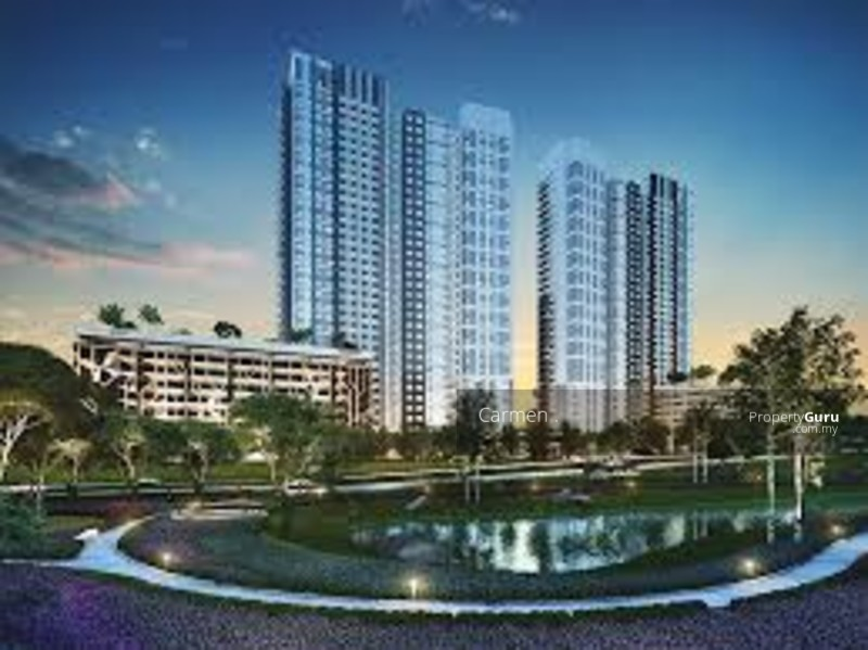 DESA PETALING [NEXT TO MRT] NEW FULLY FURNISHED KL SKY SUITE CONDO #139721862