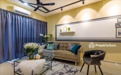 For Sale - High Rebate Pre Launching Condominium Mont Kiara [ Free 2 - 3 Car Park ]