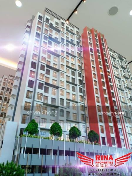 FULLY FURNISH FREEHOLD Condominium Investment Project at Ipoh Town Center #140910566